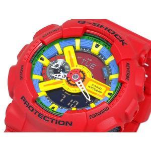 レビュー投稿で次回使える2000円クーポン全員にプレゼント 直送 カシオ CASIO Gショック G-SHOCK クレイジーカラーズ 腕時計 GA110FC-1A 【腕時計 海外インポ|eagleeyeshopping