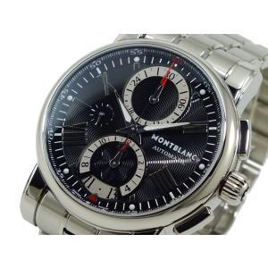 10000円以上送料無料 モンブラン MONTBLANC スター STAR 自動巻き 腕時計 102376 ブラック 【腕時計 ハイブランド】 レビュー投稿で次回使える2000円クーポン全|eagleeyeshopping