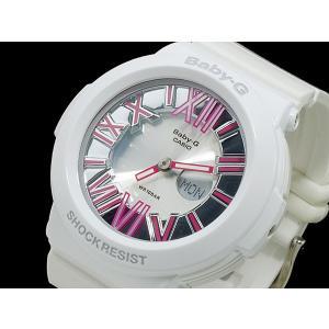 レビューで次回2000円オフ 直送 カシオ CASIO ベビーG BABY-G アナデジ 腕時計 BGA160-7B2 【腕時計 海外インポート品】