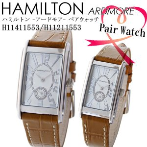 10000円以上送料無料 ハミルトン HAMILTON アードモア ARDMORE ペアセット ペアウォッチ 腕時計 H11411553 H11211553 【腕時計 ペアウォッチ】 レビュー投稿で|eagleeyeshopping