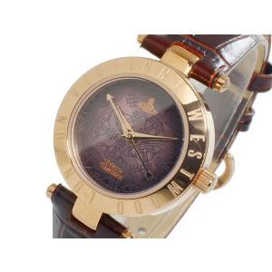 10000円以上送料無料 ヴィヴィアン ウエストウッド VIVIENNE WESTWOOD クオーツ レディース 腕時計 VV092BRBR 【腕時計 海外インポート品】 レビュー投稿で次回 eagleeyeshopping