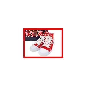 ポロ ラルフローレン POLO Ralph Lauren ハイカット スニーカー 5(24cm) 998208J-RED 【ファッション小物 シューズ】 直送 eagleeyeshopping