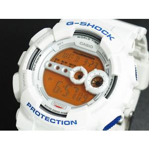 レビューで次回2000円オフ 直送 カシオ CASIO Gショック G-SHOCK 高輝度LED 腕時計 GD100SC-7 【腕時計 海外インポート品】