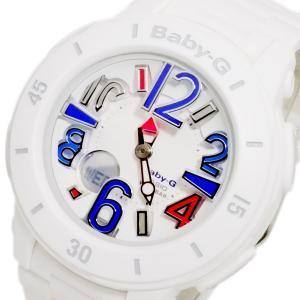 レビューで次回2000円オフ 直送 カシオ CASIO ベビーG BABY-G レディース デジタル 腕時計 BGA-170-7B2 ホワイト 【腕時計 海外インポート品】