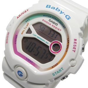 レビューで次回2000円オフ 直送 カシオ ベビージー Baby-G クオーツ レディース 腕時計 BG-6903-7C ホワイト 【腕時計 海外インポート品】