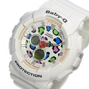 レビューで次回2000円オフ 直送 カシオ CASIO ベビーG レディース 腕時計 BA-120LP-7A1 ホワイト 【腕時計 海外インポート品】
