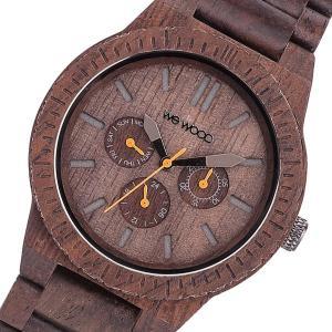10000円以上送料無料 ウィーウッド WEWOOD 木製 メンズ 腕時計 KAPPA-CHOCOLATE チョコ 9818028 国内正規 【腕時計 国内正規品】 レビュー投稿で次回使える2000|eagleeyeshopping