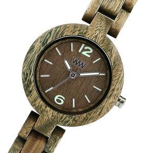 10000円以上送料無料 ウィーウッド WEWOOD 木製 レディース 腕時計 MIMOSA-ARMY ブラウン 9818074 国内正規 【腕時計 国内正規品】 レビュー投稿で次回使える20|eagleeyeshopping