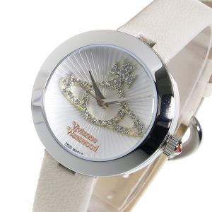 10000円以上送料無料 ヴィヴィアン ウエストウッド クオーツ レディース 腕時計 VV150WHCM ホワイト 【腕時計 海外インポート品】 レビュー投稿で次回使える200 eagleeyeshopping