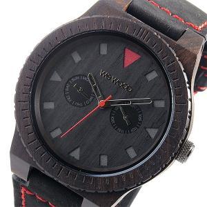 10000円以上送料無料 ウィーウッド WEWOOD 木製 メンズ 腕時計 LEO-TERRA-BLACK ブラック 9818094 国内正規 【腕時計 国内正規品】 レビュー投稿で次回使える20|eagleeyeshopping