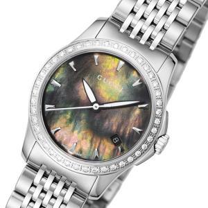 10000円以上送料無料 グッチ GUCCI Gタイムレス クオーツ レディース 腕時計 YA126507 ブラックパール 【腕時計 ハイブランド】 レビュー投稿で次回使える2000|eagleeyeshopping