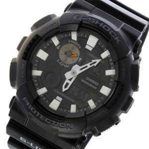 10000円以上送料無料 カシオ CASIO Gショック G-SHOCK Gライド G-LIDE クオーツ メンズ 腕時計 GAX-100B-1A ブラック 【腕時計 海外インポート品】 レビュー投 eagleeyeshopping