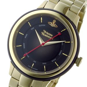 10000円以上送料無料 ヴィヴィアン ウエストウッド ポルトベッロ レディース 腕時計 VV158BKGD ブラック 【腕時計 海外インポート品】 レビュー投稿で次回使え eagleeyeshopping