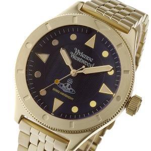 10000円以上送料無料 ヴィヴィアン ウエストウッド スミスフィールド ユニセックス 腕時計 VV160NVGD ダークネイビー 【腕時計 海外インポート品】 レビュー投 eagleeyeshopping