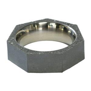 10000円以上送料無料 22designstudio Seven Ring THIN (Original) Original grey concrete 4719692541420 リング 指輪 #6(11号) 【アクセサリー 指輪】 レビュ|eagleeyeshopping