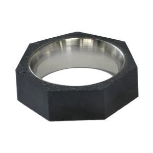 10000円以上送料無料 22designstudio Seven Ring THIN (Dark Grey) Dark grey concrete 4719692541277 リング 指輪 #6(11号) 【アクセサリー 指輪】 レビュー|eagleeyeshopping
