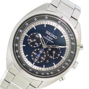 10000円以上送料無料 セイコー SEIKO クオーツ メンズ 腕時計 SSC619P1 ネイビー 【腕時計 海外インポート品】 レビュー投稿で次回使える2000円クーポン全員に|eagleeyeshopping