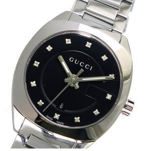 10000円以上送料無料 グッチ GUCCI GG2570 クオーツ レディース 腕時計 YA142503 ブラック 【腕時計 ハイブランド】 レビュー投稿で次回使える2000円クーポン全|eagleeyeshopping