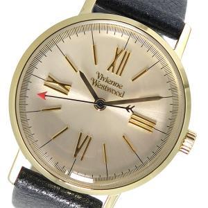 10000円以上送料無料 ヴィヴィアンウエストウッド Vivienne Westwood クオーツ レディース 腕時計 VV170GYBK シャンパンゴールド 【腕時計 海外インポート品】 eagleeyeshopping