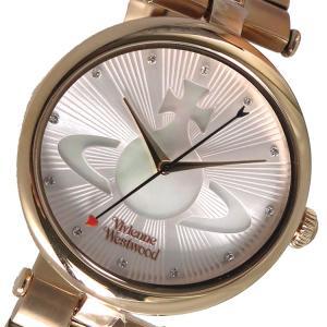 10000円以上送料無料 ヴィヴィアンウエストウッド Vivienne Westwood クオーツ レディース 腕時計 VV184LPKRS ピンクベージュ/シェル 【腕時計 海外インポート eagleeyeshopping