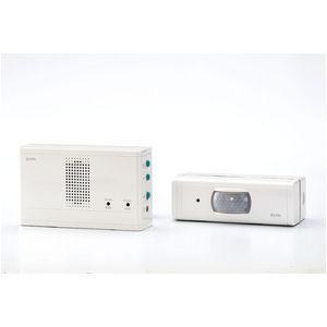 レビューで次回2000円オフ 直送 ELPA ワイヤレスチャイムセンサー送信器セット EWS-1003 家電 生活家電 その他の生活家電|eagleeyeshopping