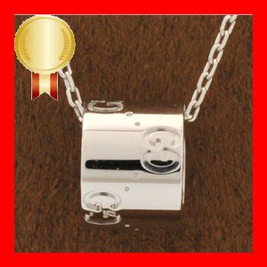GUCCIグッチ100885-J8500/9000ネックレスユニセックスGU-100885-J8500-9000|eagleeyeshopping