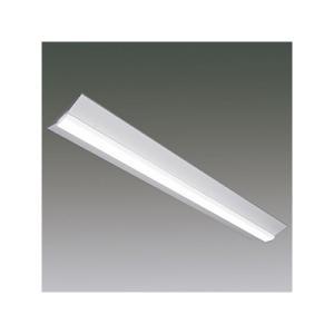 アイリスオーヤマ 【受注生産品】一体型LEDベースライト 《LXラインルクス》 40形 直付逆富士型 幅230mmタイプ 非調光タイプ 4000lmタイプ FLR40形×2灯器具相当|eagleeyeshopping