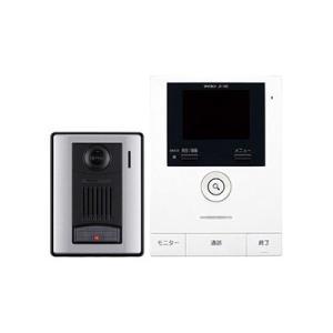 アイホン ハンズフリーテレビドアホンセット 《ROCOワイド録画》 AC電源直結式 モニター付親機+カメラ付玄関子機 JRS-1AE-T|eagleeyeshopping