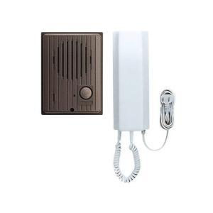 アイホン ワンタッチドアホンセット AC電源プラグ式 親機+玄関子機 IES-1A/A|eagleeyeshopping
