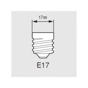 パナソニック ミニクリプトン電球 110V 40W形 クリア E17口金 LDS110V36WCK|eagleeyeshopping|02