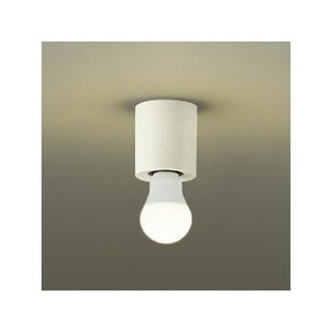 DAIKO LED小型シーリングライト ランプ付 白熱灯60W相当 非調光タイプ 4.9W 口金E26 天井付・壁付兼用 電球色タイプ DCL-38869YE|eagleeyeshopping