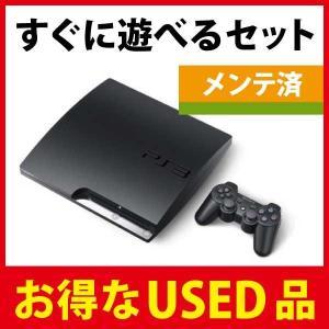 PlayStation 3 (120GB) チャコール・ブラック (CECH-2000A) 欠品あり