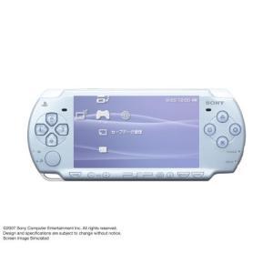 完品 PSP「プレイステーション・ポータブル」 フェリシア・ブルー (PSP-2000FB)