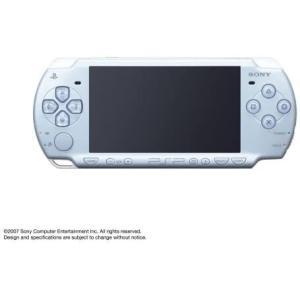 PSP「プレイステーション・ポータブル」 フェリシア・ブルー (PSP-2000FB) すぐに遊べる...