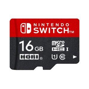 HORI マイクロSDカード16GB for Nintendo Switch
