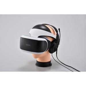PlayStation VR(PS VR)用のフェイスマスクです。これを装着するとPS VR本体を皮...