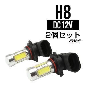 H8 米国CREE+ハイパワー 11W 2個 フォグランプ H-11 eale