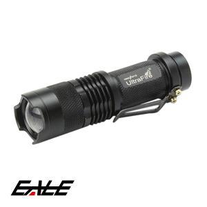 高光量CREE LED電池式小型ハンディライト ポーチサイズ H-76 eale