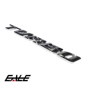 エンブレム ターボ TURBO 汎用 クローム 大 1個 M-29|eale