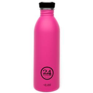 24ボトルズ 24BOTTLES ステンレスボトル アーバンボトル 500ml パッション ピンク 水筒 マイボトル おしゃれ かっこいい Urban Bottle eameschair-y