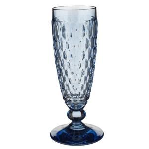 ビレロイ&ボッホ Villeroy&Boch ボストン シャンパングラス ブルー 140ml おしゃれ かわいい eameschair-y