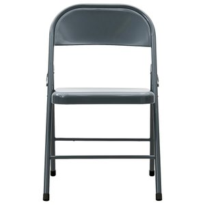 ハウスドクター チェアフォールド 折りたたみ椅子 折りたたみチェア グレー おしゃれ かっこいい housedoctor Chair Fold FZ0100|eameschair-y