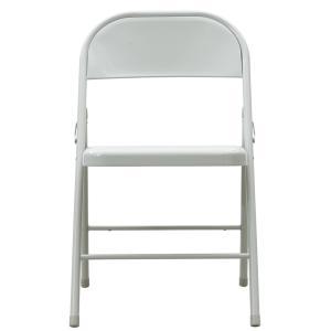 ハウスドクター チェアフォールド 折りたたみ椅子 折りたたみチェア ライトグレー おしゃれ かっこいい housedoctor Chair Fold FZ0100|eameschair-y