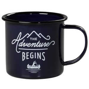 ジェントルメンズハードウェア エナメルマグ ネイビー ブルー Enamel Mug 琺瑯 ホーロー マグカップ 300ml キャンプ 食器 アウトドア eameschair-y