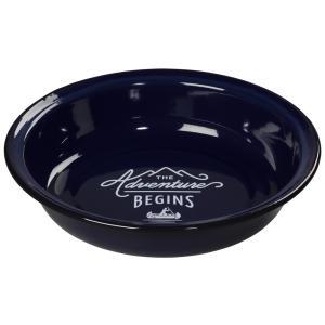 ジェントルメンズハードウェア エナメルパスタボウル Enamel Pasta Bowl 琺瑯 ホーロー パスタ皿 ネイビー キャンプ 食器 アウトドア eameschair-y