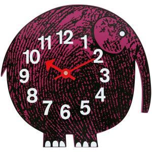ジョージネルソン ズータイマークロック ぞう エリフザエレファント  掛け時計 正規ライセンス品|eameschair-y