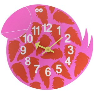 ジョージネルソン ズータイマークロック バード タルラザトゥーカン  掛け時計 正規ライセンス品|eameschair-y