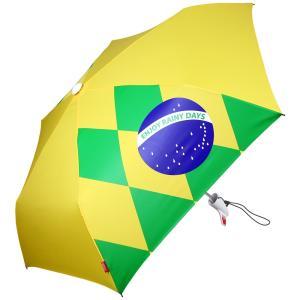 オフェス 傘 OFESS エアーオフェス ブラジル AIR OFESS UV 折りたたみ傘 折り畳み傘 折畳 eameschair-y