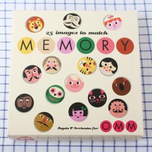 OMM-design メモリーゲーム ラウンド おもちゃ|eameschair-y