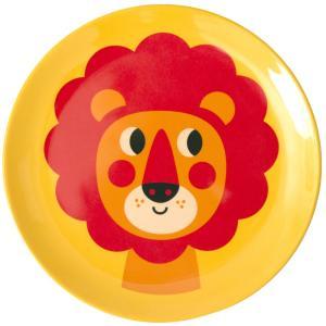 OMMデザイン メラミンプレート ライオン2 Lion2 OMM-design Ingela P Arrhenius インゲラ・アリアニウス 皿 北欧雑貨|eameschair-y
